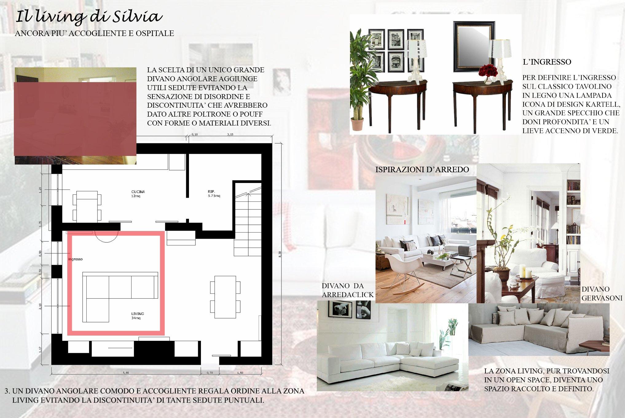 Consulenza d 39 arredo a casa di ro - Progetto casa design ...