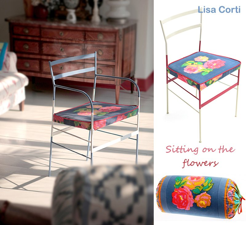 Lisa Corti collaborazione con Sotow