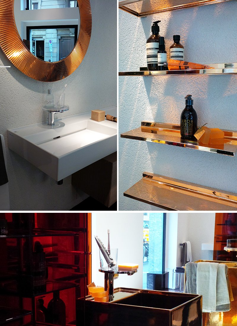 milano design week: l'arredo bagno - a casa di ro - Kartell Arredo Bagno