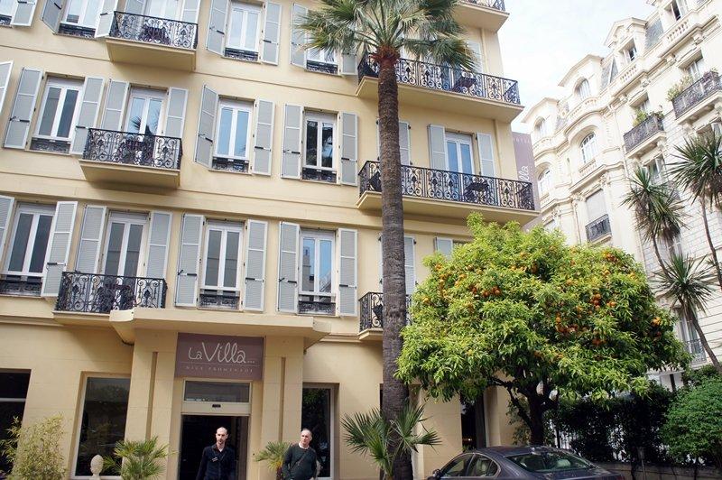 alberghi Nizza
