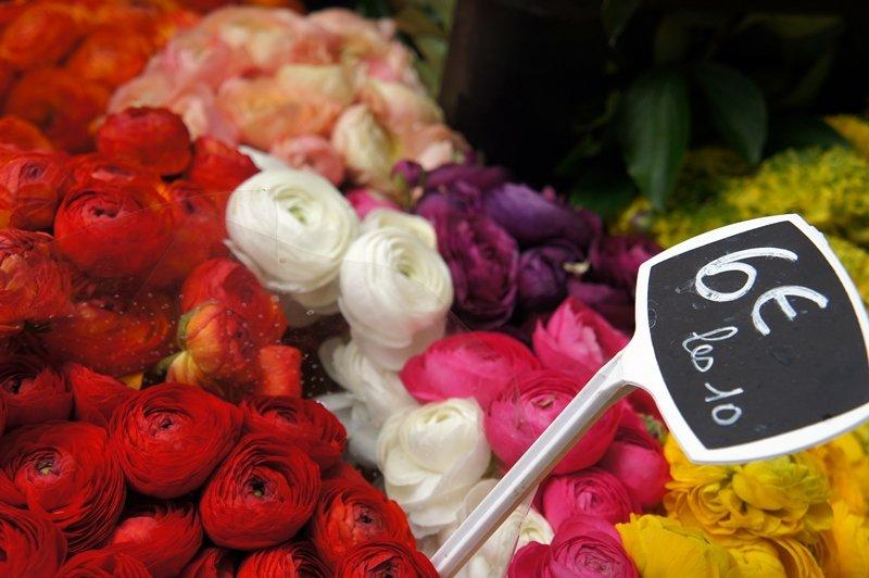 fiori Nizza mercato