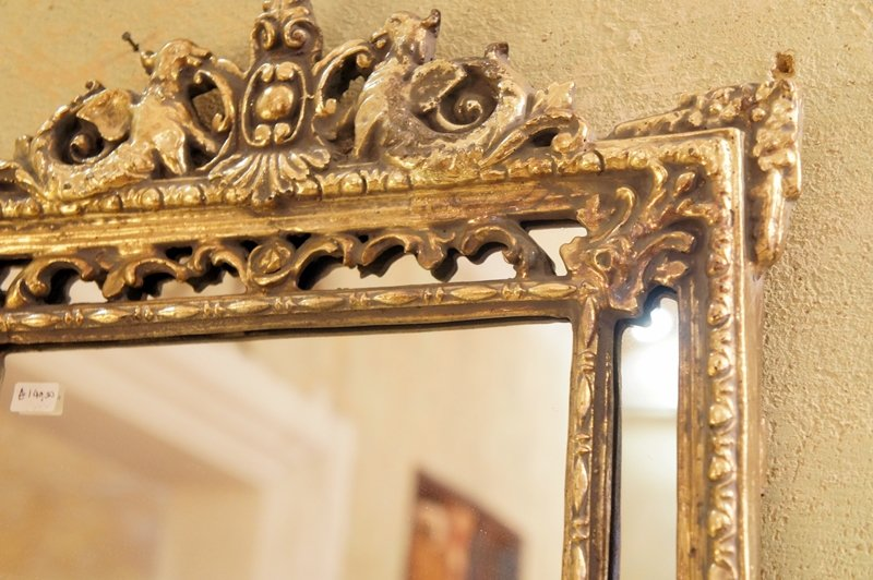 specchi molati vintage