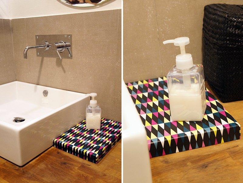 progetto mini bagno