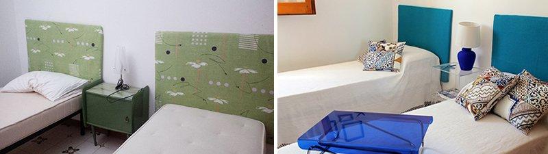 Una nuova casa con 700 euro la cameretta a casa di ro for Spalliere letto ikea