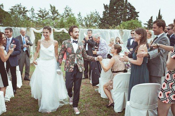 Celebrante Matrimonio Simbolico Puglia : Di coloratissimi matrimoni in puglia a casa ro
