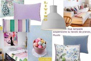 come scegliere cuscini divano