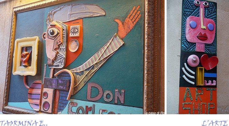 galleria d'arte taormina