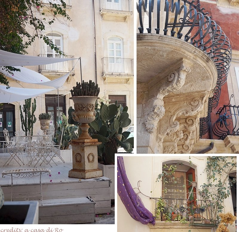 balconi pietra ortigia