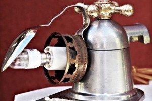teiera lampada