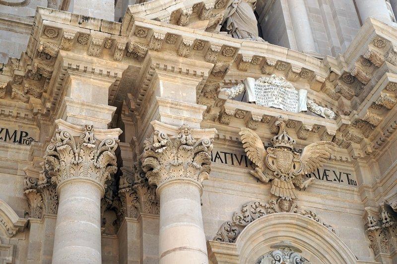 storia del duomo Ortigia