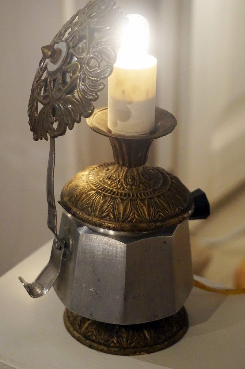 di riciclo, artigianato e luce - a casa di ro - Lampade Riciclo Creativo
