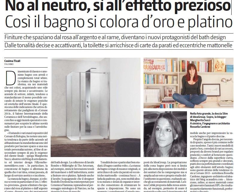 Rossella Cardone interior designer