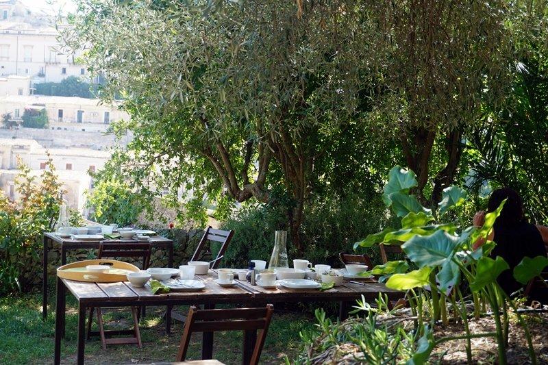 colazione in Sicilia Modica