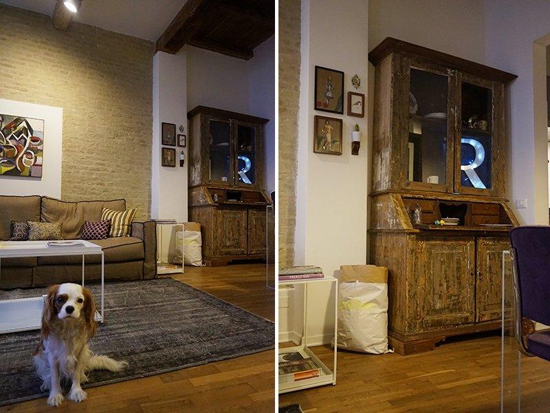 Credenza vintage a casa di ro for A casa di ro