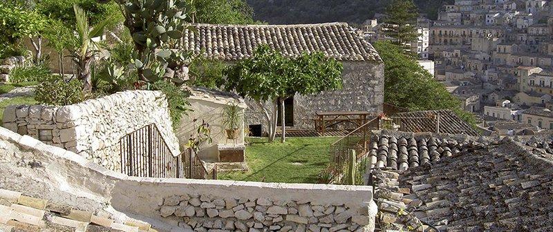 giardino casa Talia