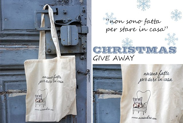 give away Natale
