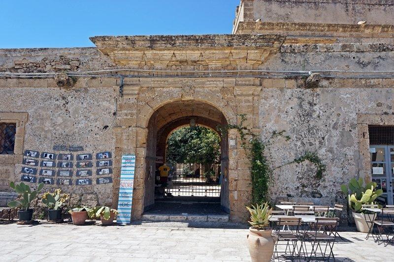 architettura tipica siciliana