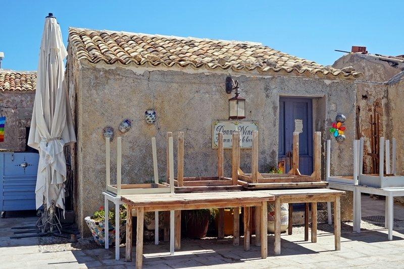 tavoli legno riciclato