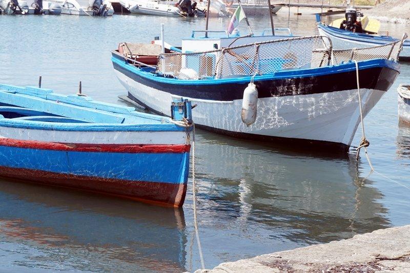 foto barche romantica
