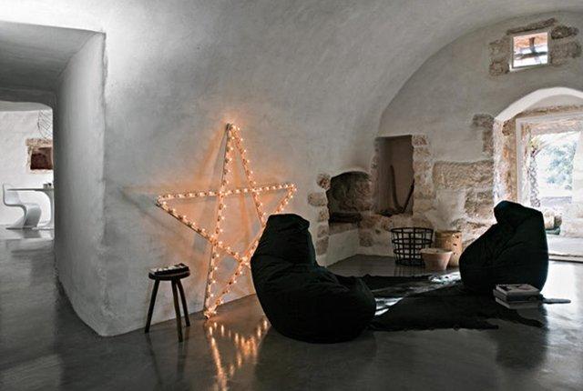 Le luminarie un nuovo originale complemento d 39 arredo a for Luminarie puglia