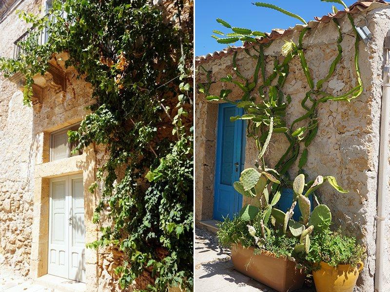 colori case Sicilia