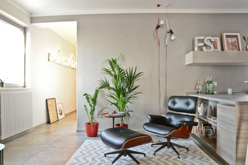 Arredare con pezzi di design famosi a casa di ro for Design interni famosi