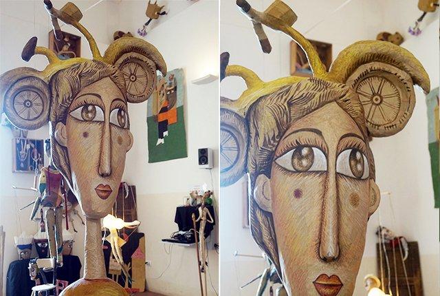 Di arte sicilia e cartapesta a casa di ro for Arte fai da te