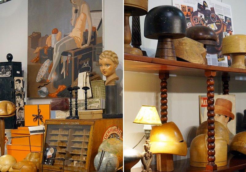 valige vintage collezione