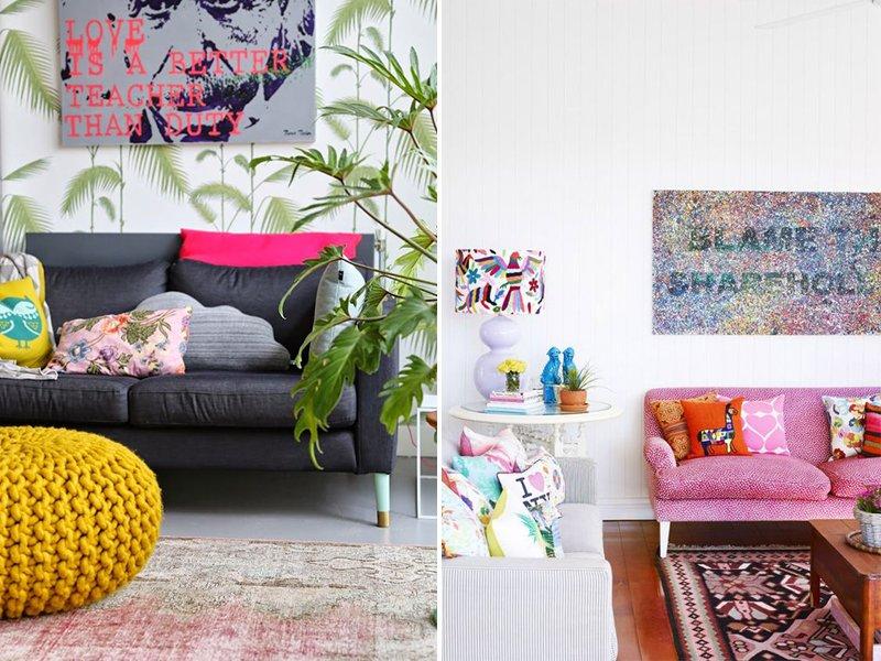 scegliere il divano perfetto