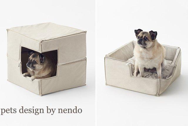 integrare gli arredi per cani