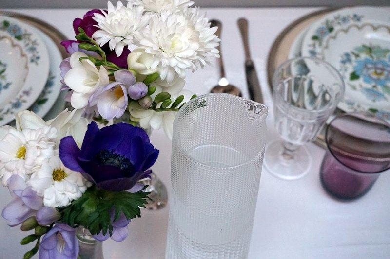 fiori tavola