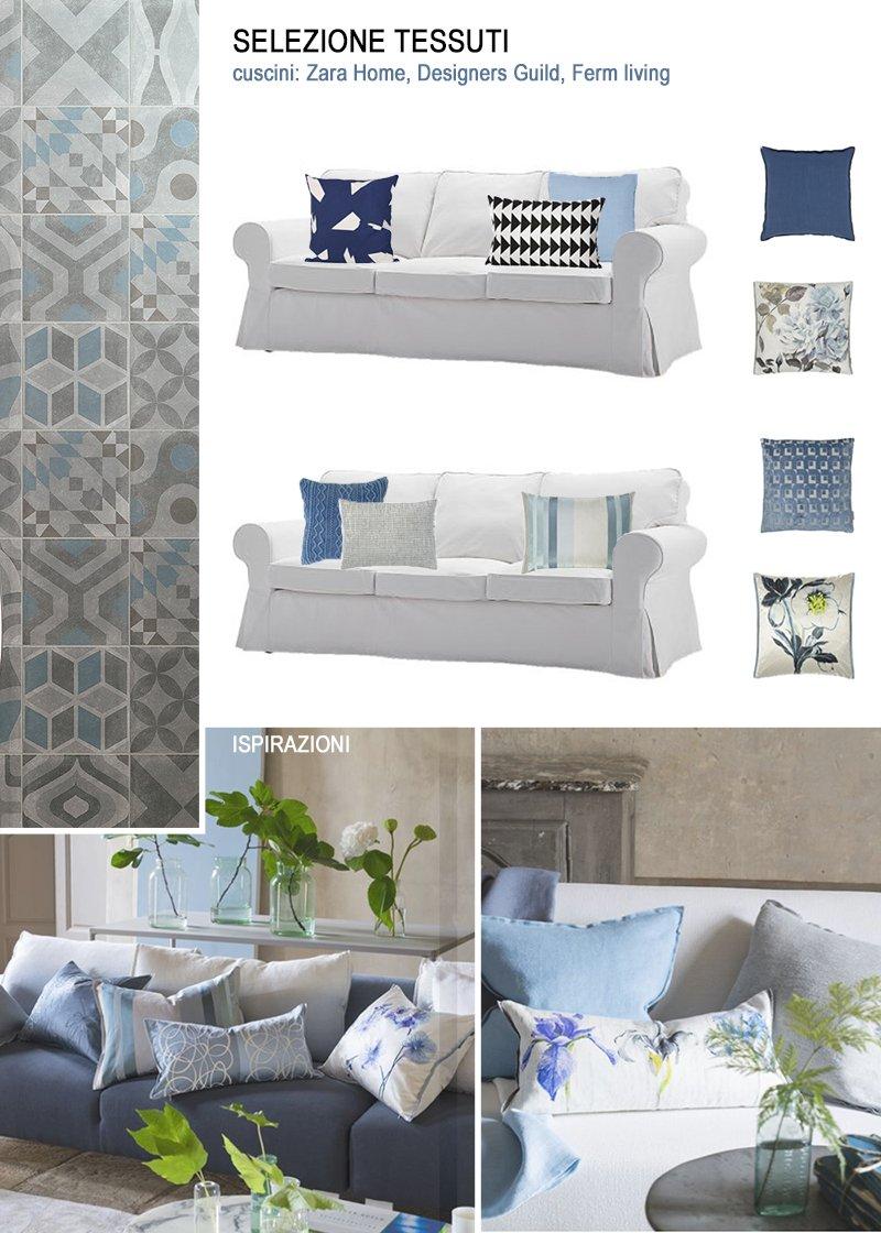 personalizzare il divano