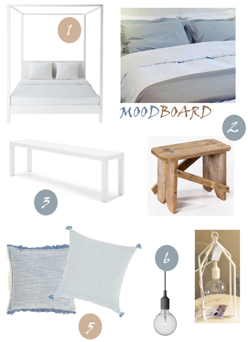 progetto camera letto