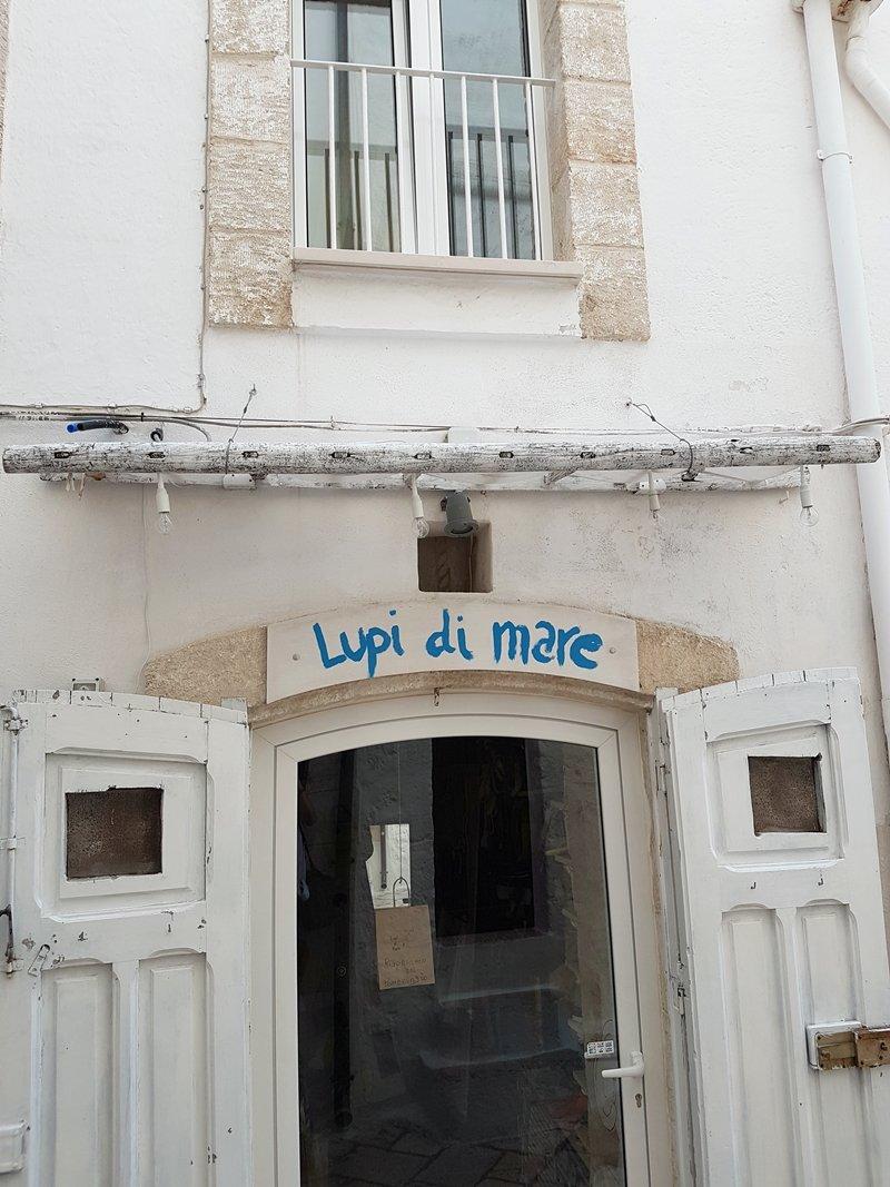 Puglia arredamento