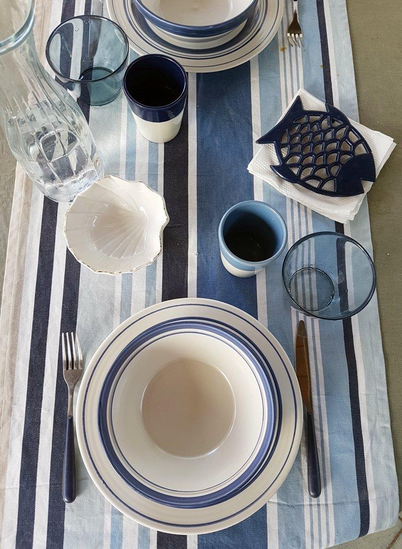 tavola pesciolini