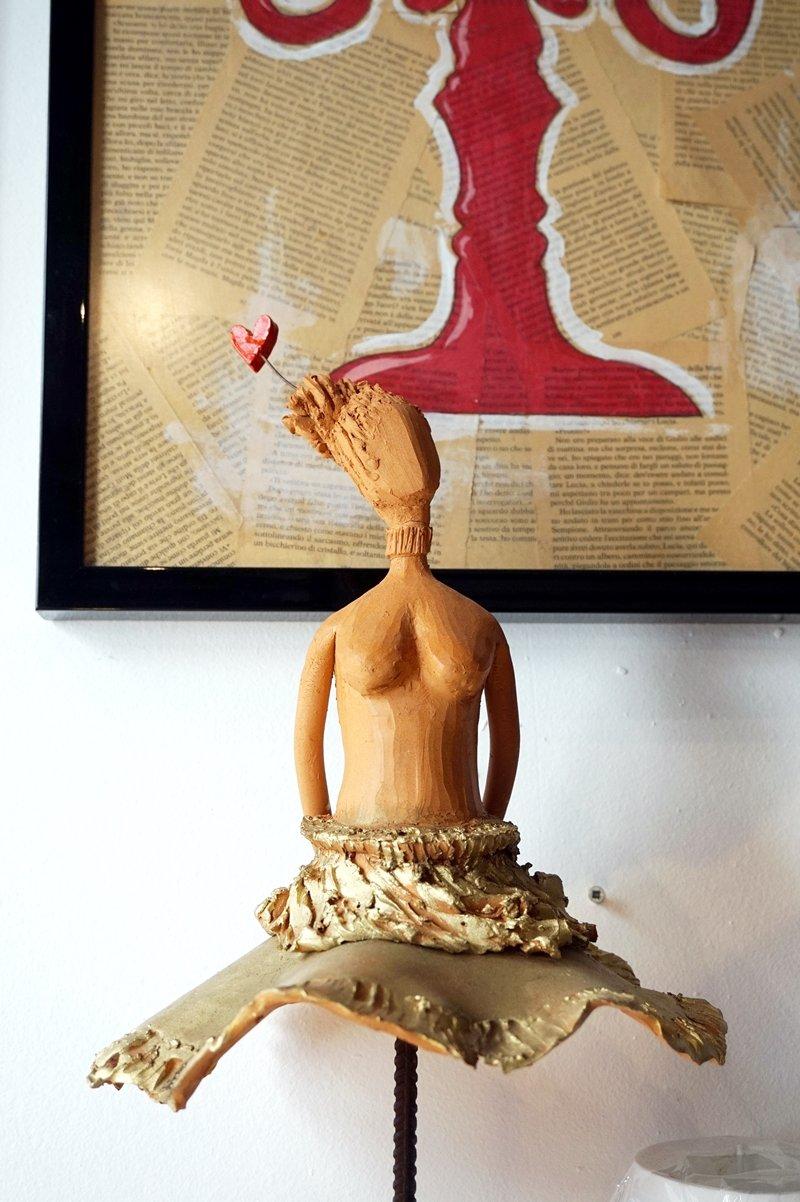 l'arte contemporanea a Ostuni
