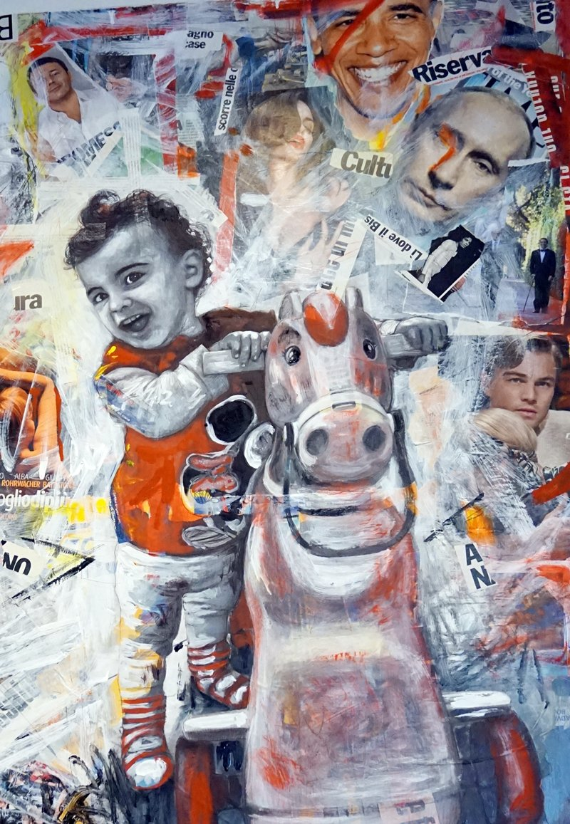 artisti collage