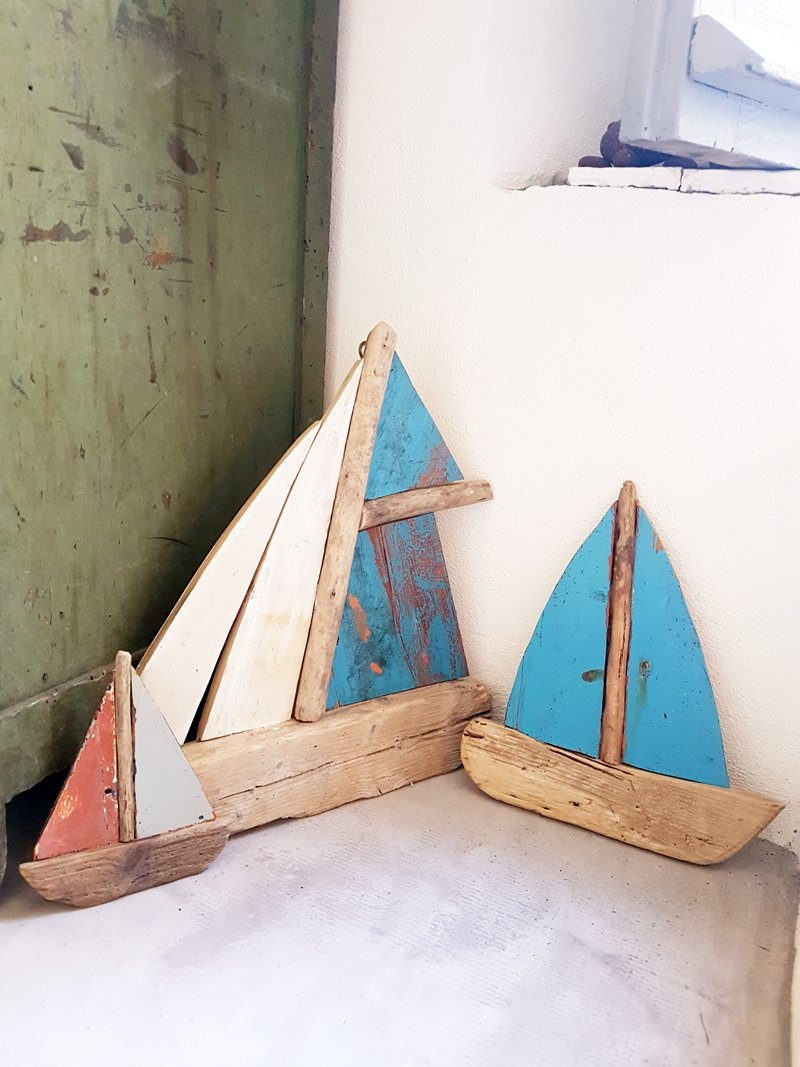 barca legno diy