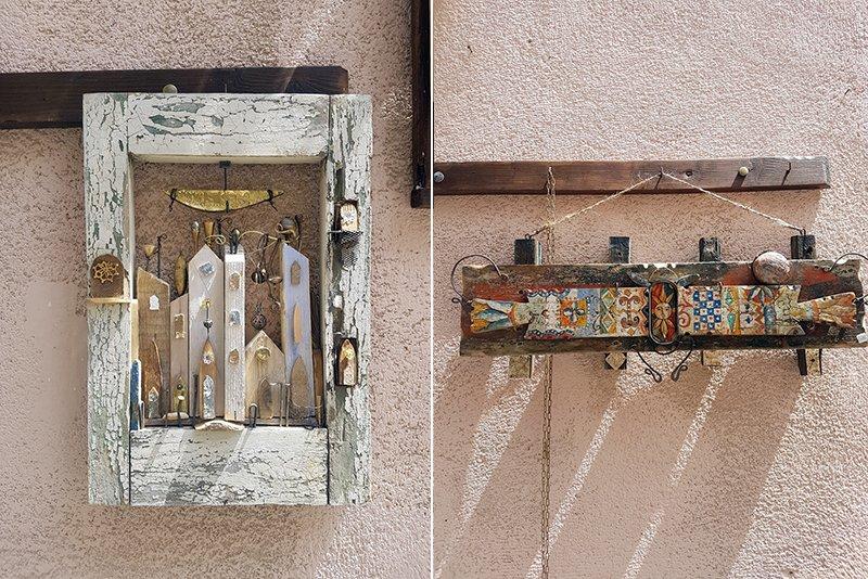 quadri legno sicilia