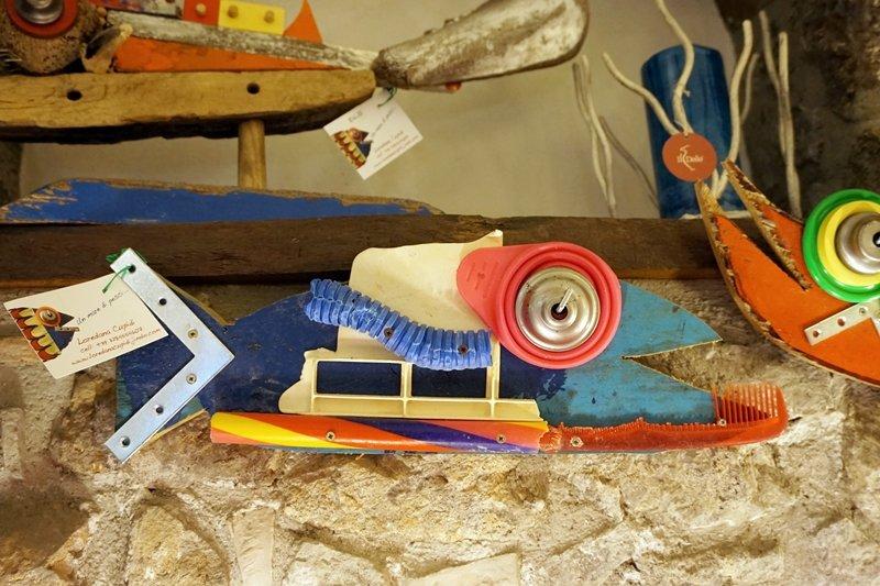 legno barche riciclato