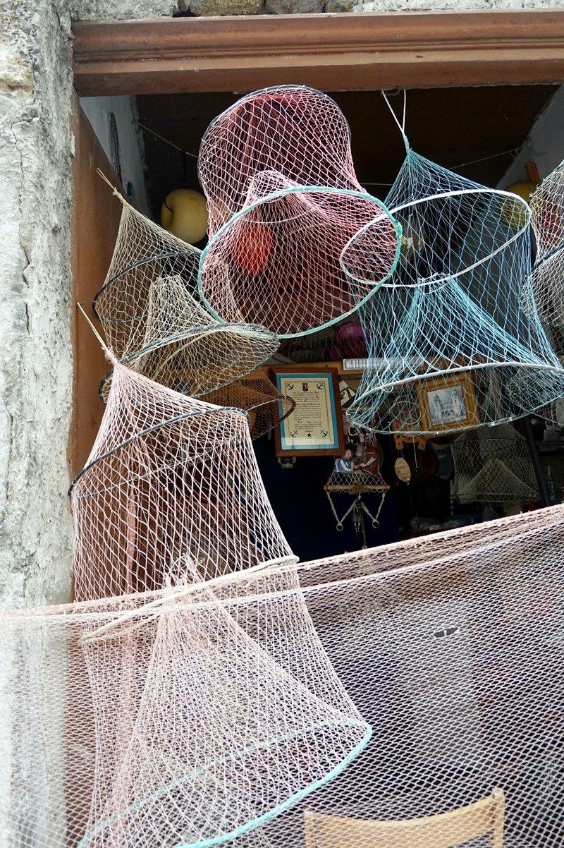 reti da pesca poesia
