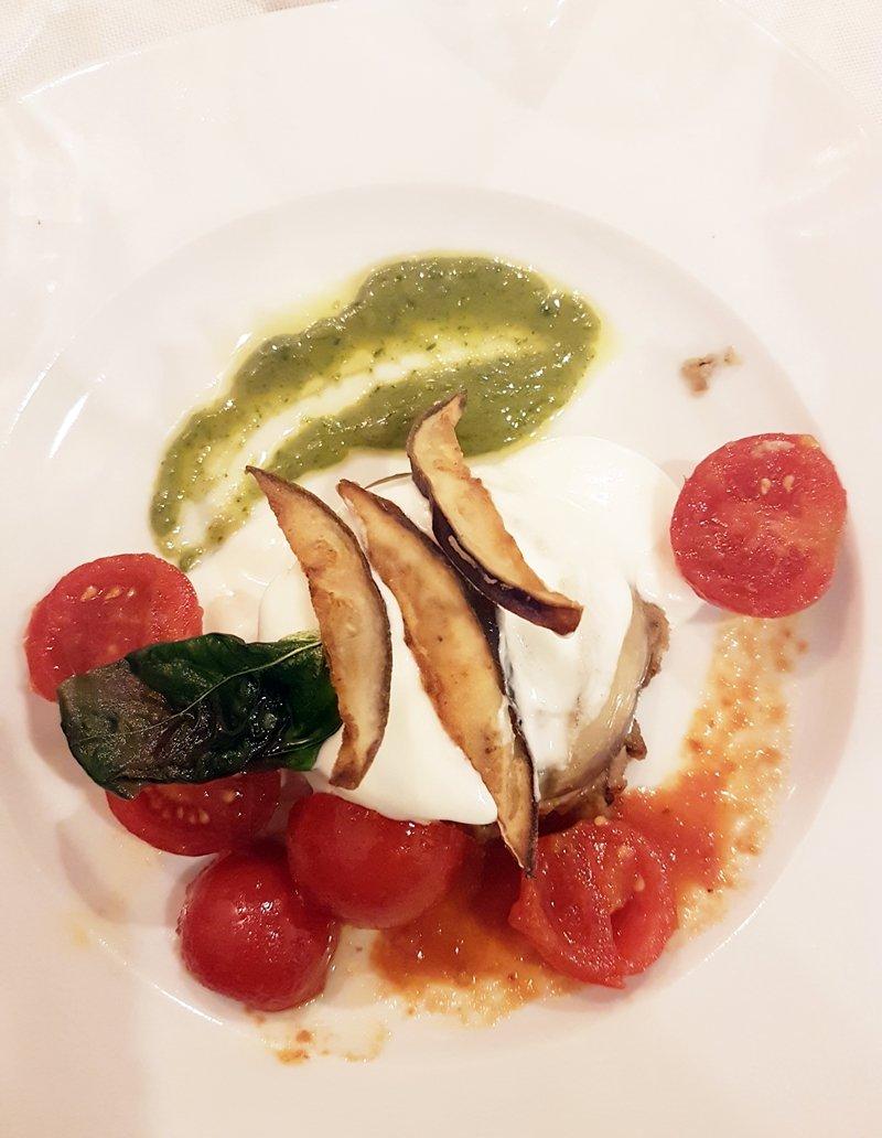 cenare Lipari