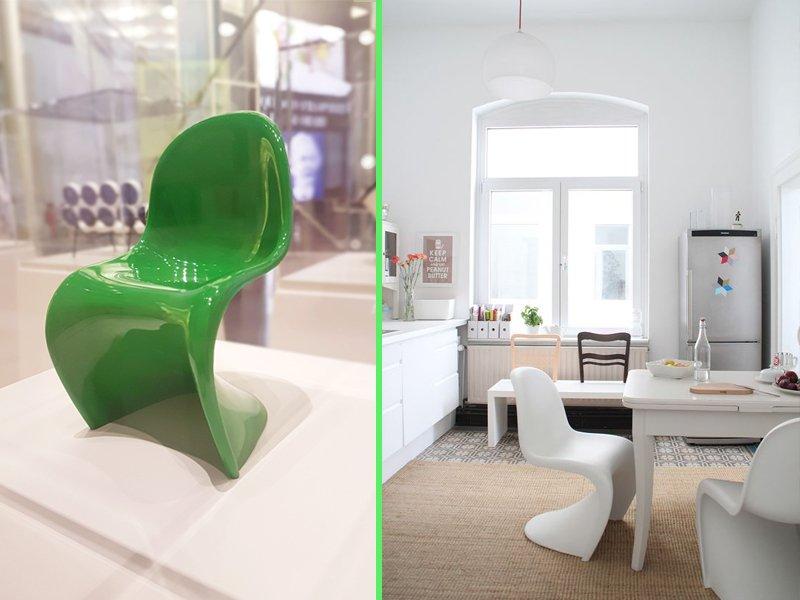 storia sedie design