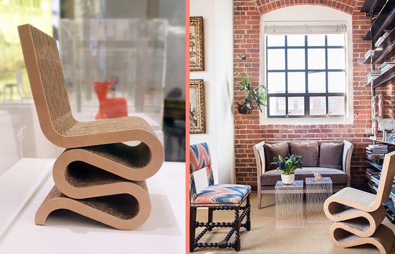 10 sedie che hanno fatto la storia del design