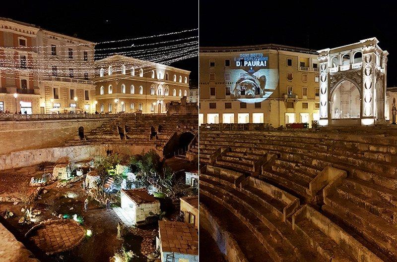 Lecce luminarie