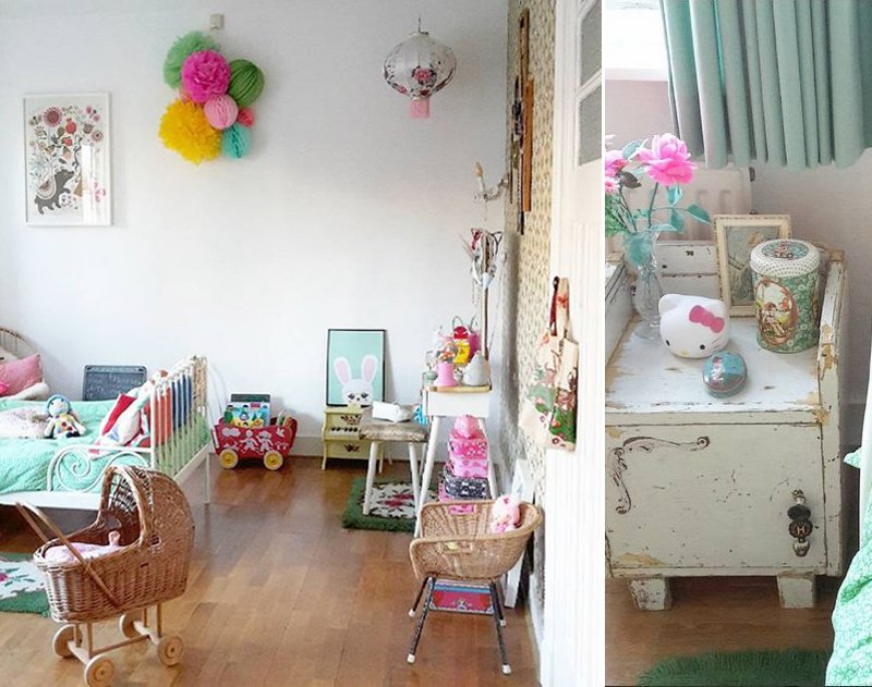 arredare nursery