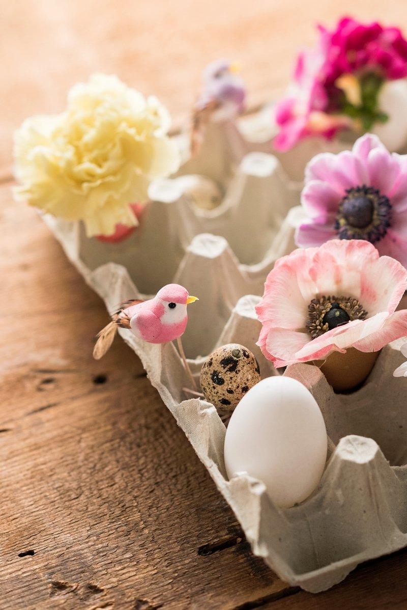 tutorial Pasqua centrotavola