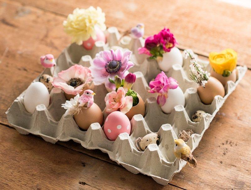 fiori Pasqua fai da te