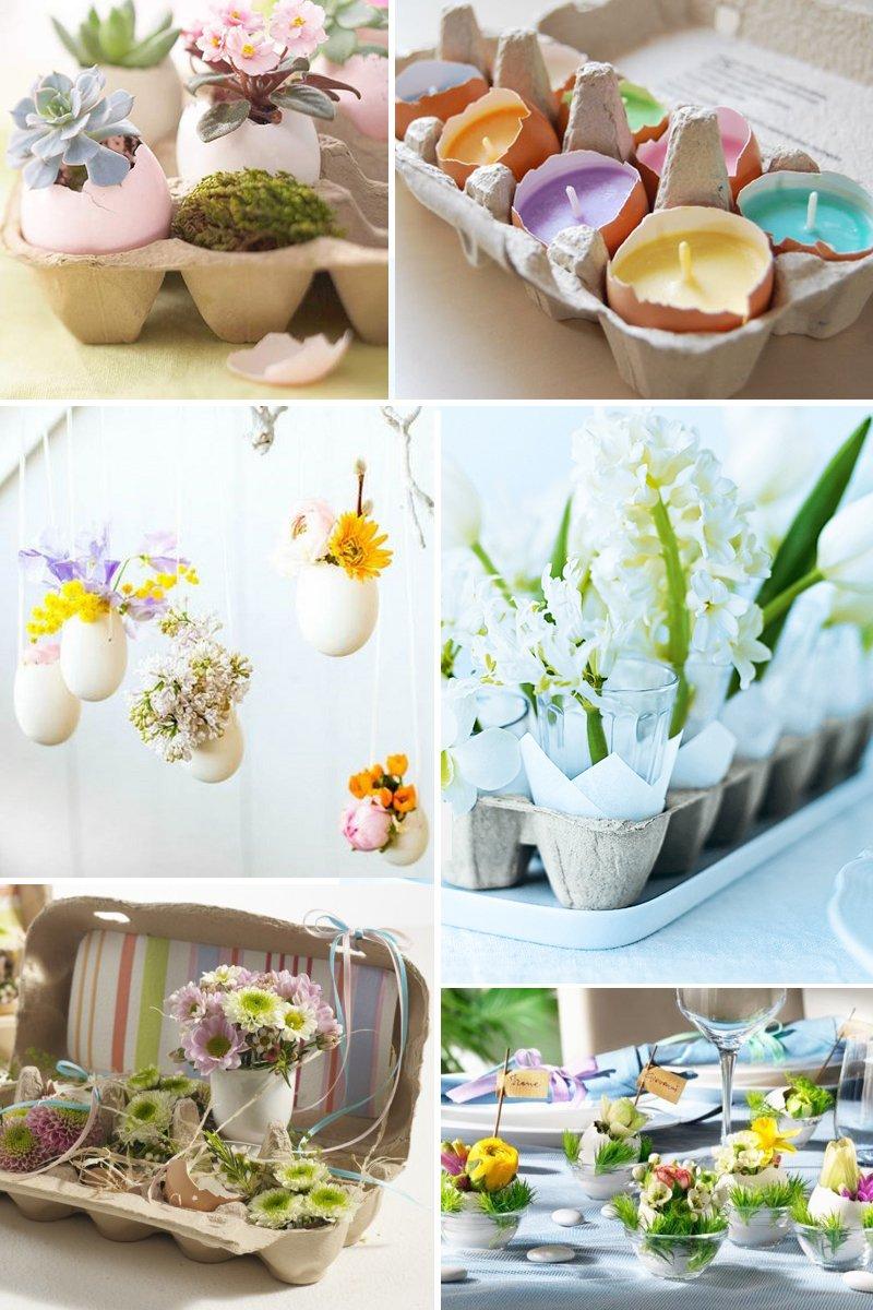 idee tavola Pasqua