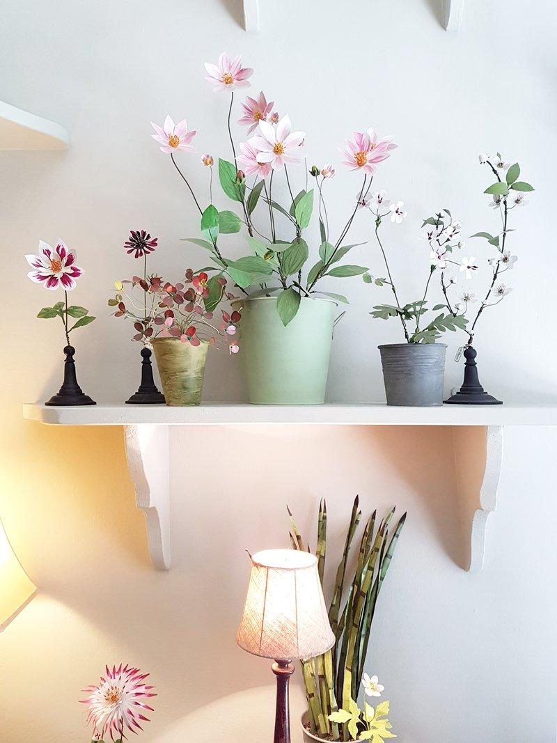 Erbavoglio: fiori di rame e poesia